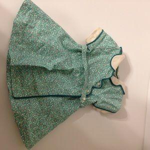 ❣️ AMERICAN GIRL❣️ Kit green birthday dress